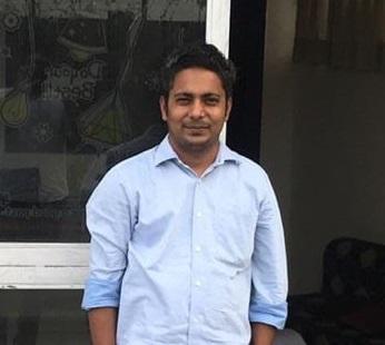 Ashok Singh Rajpoot (AITP)